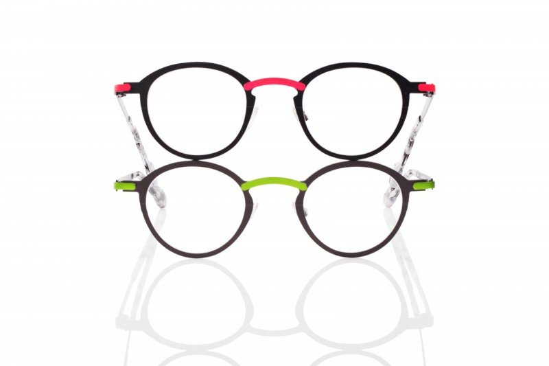 deux lunettes