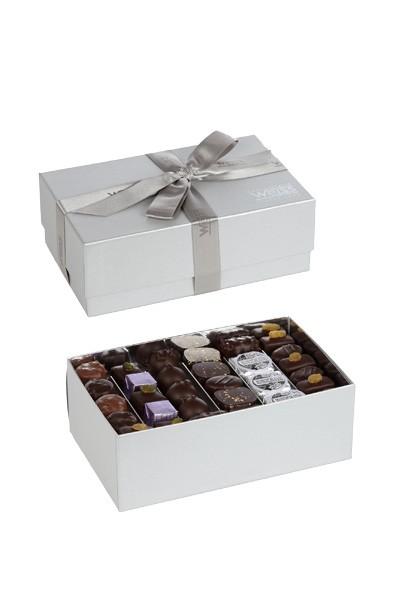 Photographie boite chocolats
