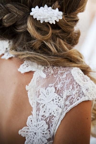 Photo détail robe de mariée