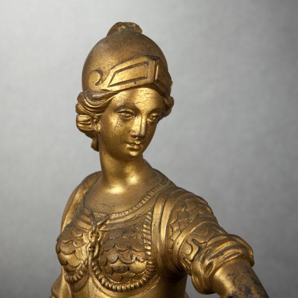 Sculpture Diane en bronze