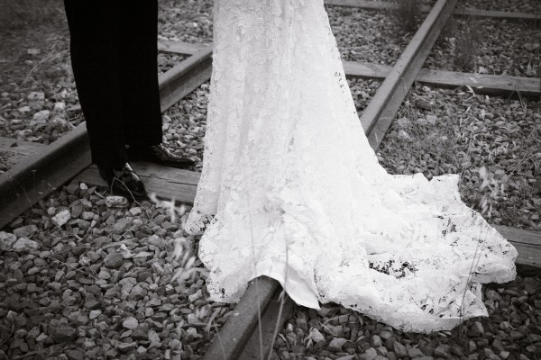 Photo mariage extérieur